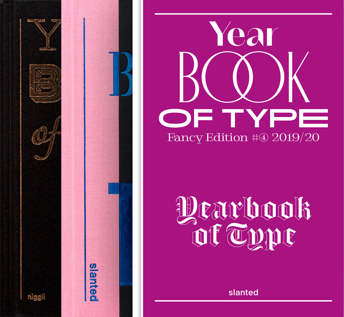 Yearbook-Bundle / Yearbook II, III & 2019/20