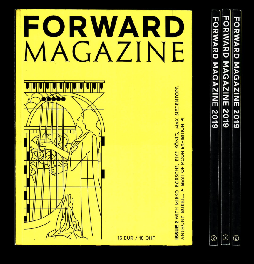"Forward Magazine ""The Odd One Out"""