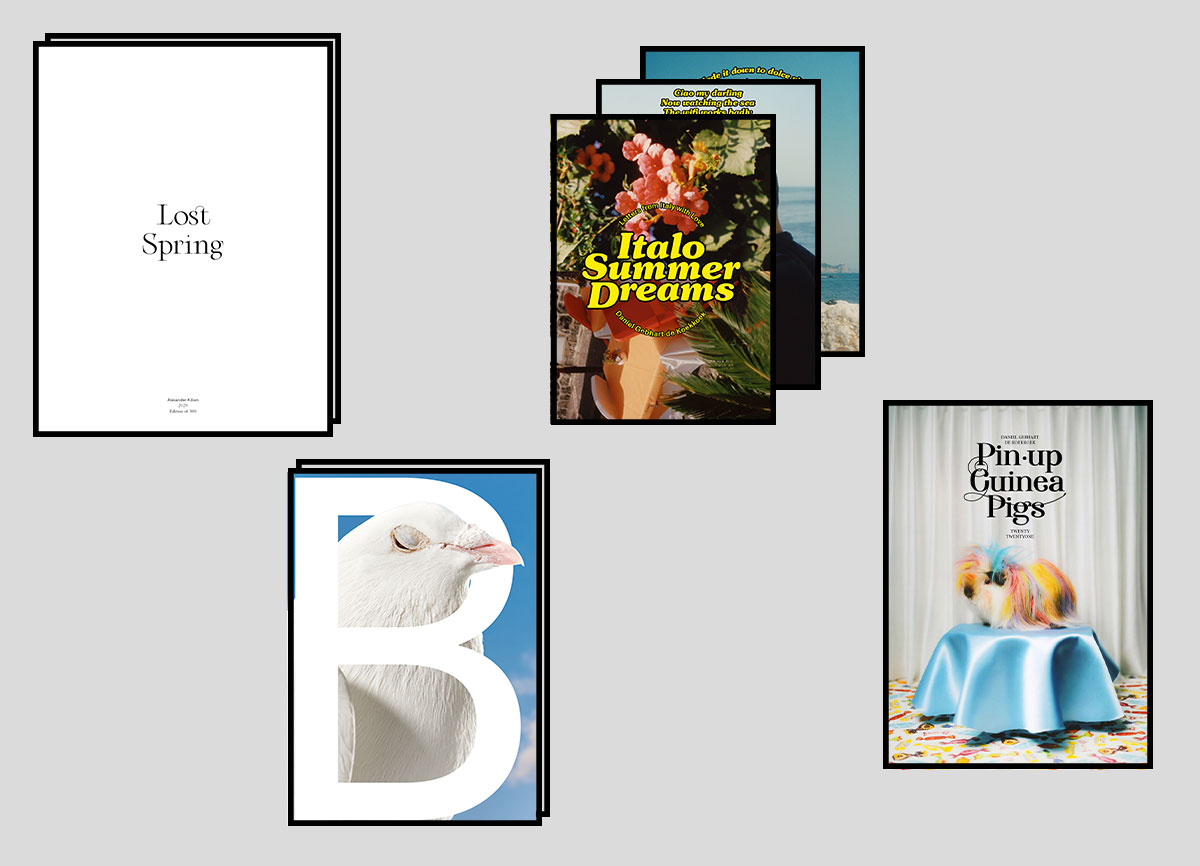 New and Freshly Printed Publications by POOL Publishing