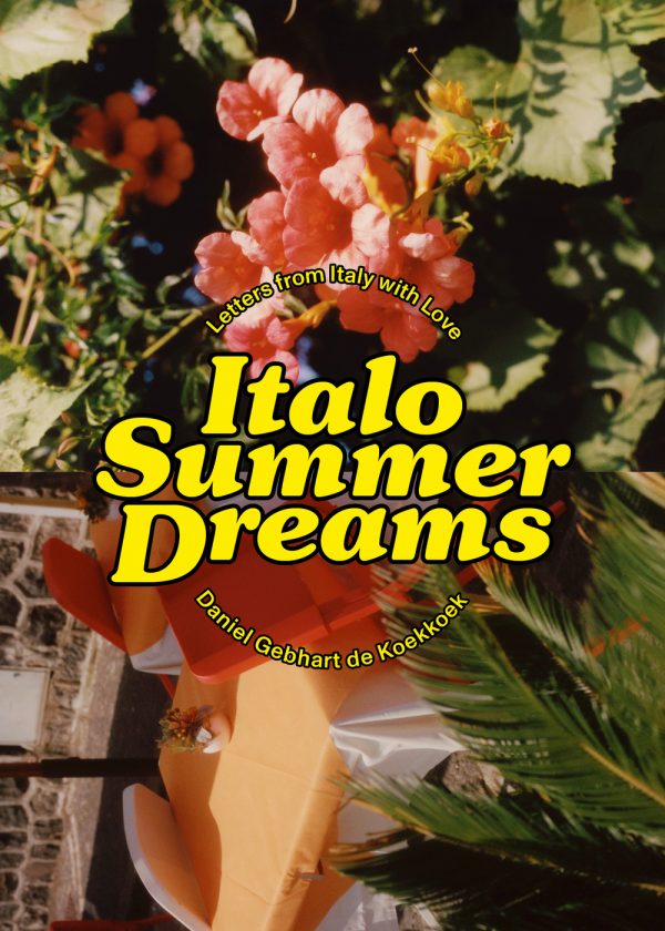 Italo Summer Dreams Postcard Box