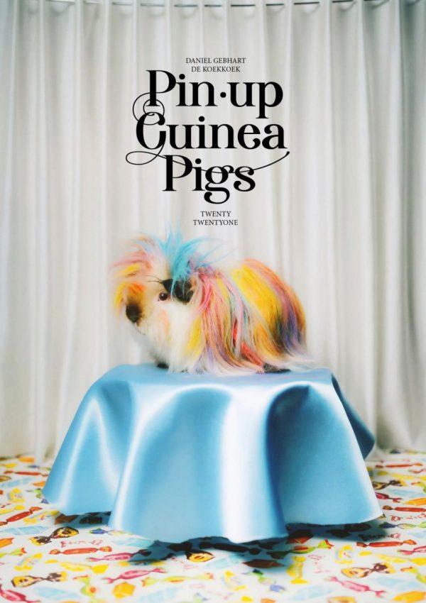 PIN-UP GUINEA PIGS CALENDAR 2021