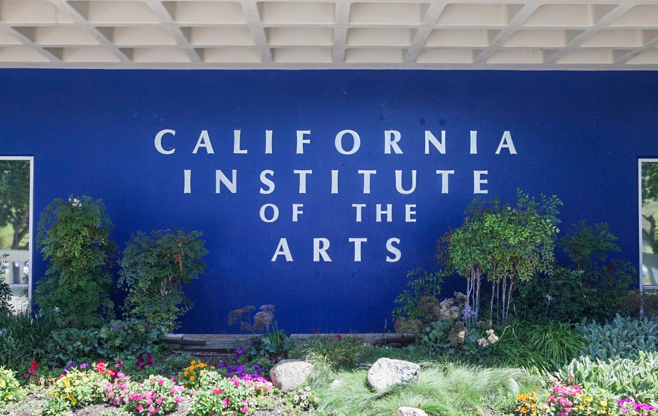 Slanted in L.A.: CalArts