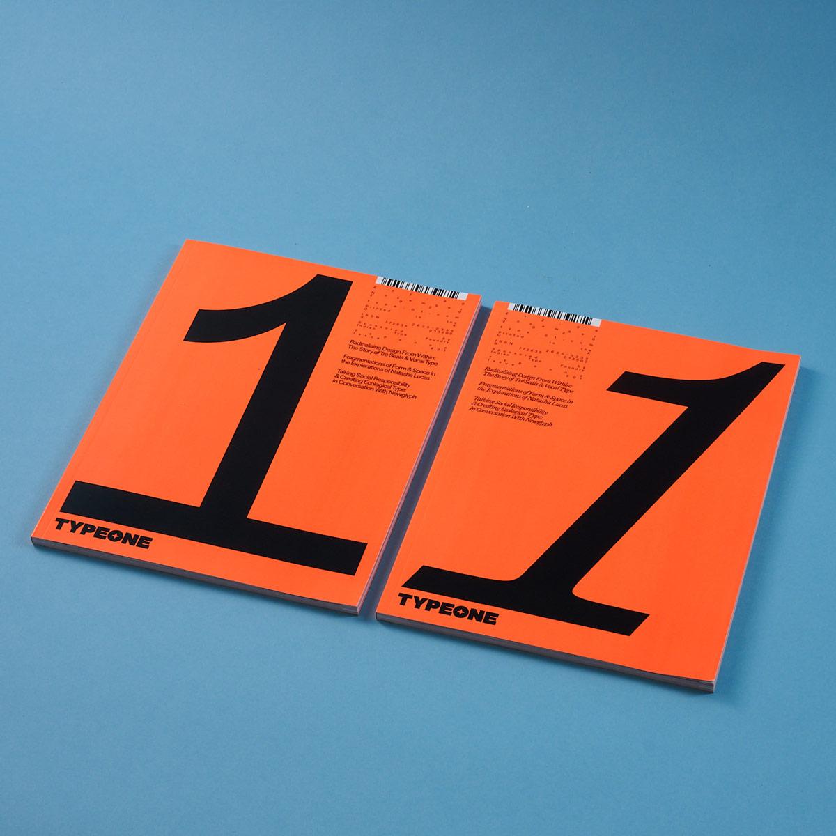 TYPEONE Magazine—Issue 01