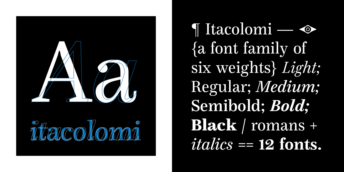 Itacolomi — By Eller Type