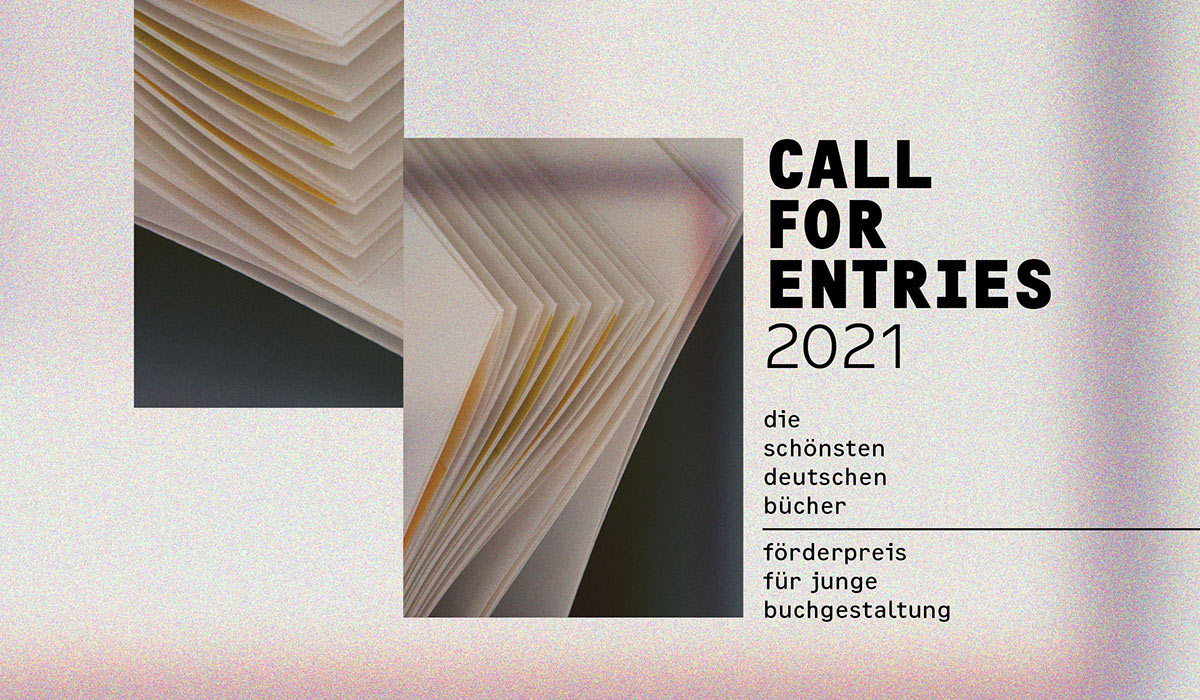 Stiftung Buchkunst: Call for Entries 2021