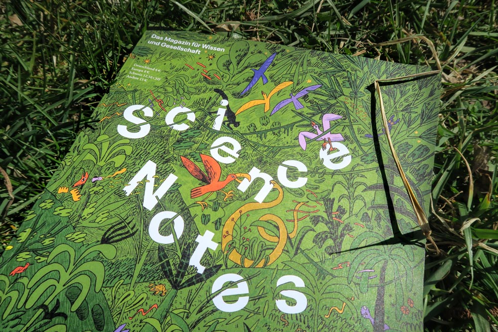 Science Notes Magazin