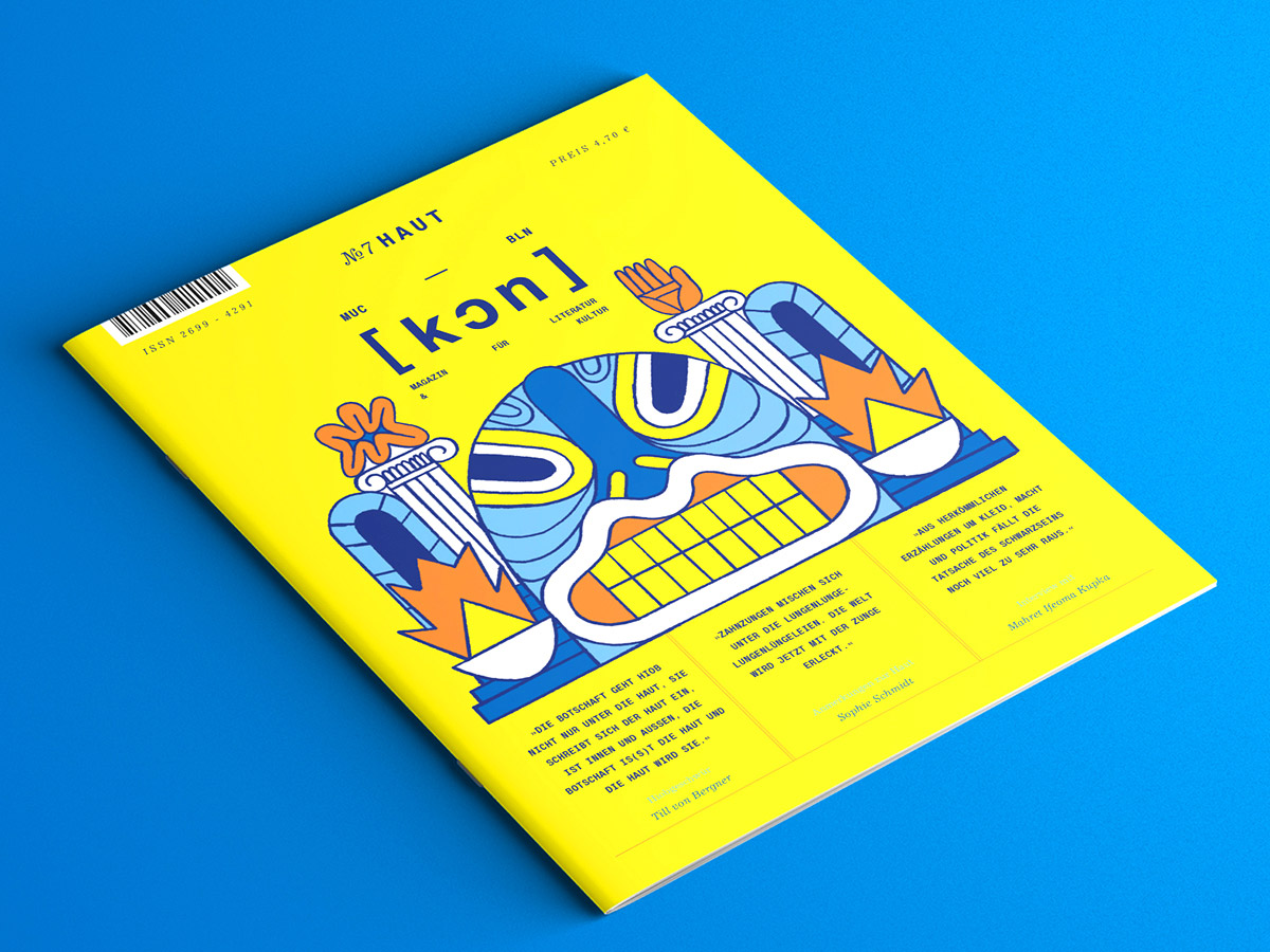 [kɔn] Paper No. 7: HAUT — The Skin Issue