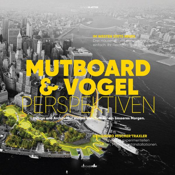 Designmagazine MUTBOARD & VOGEL #5