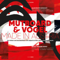 Designmagazine MUTBOARD & VOGEL #6