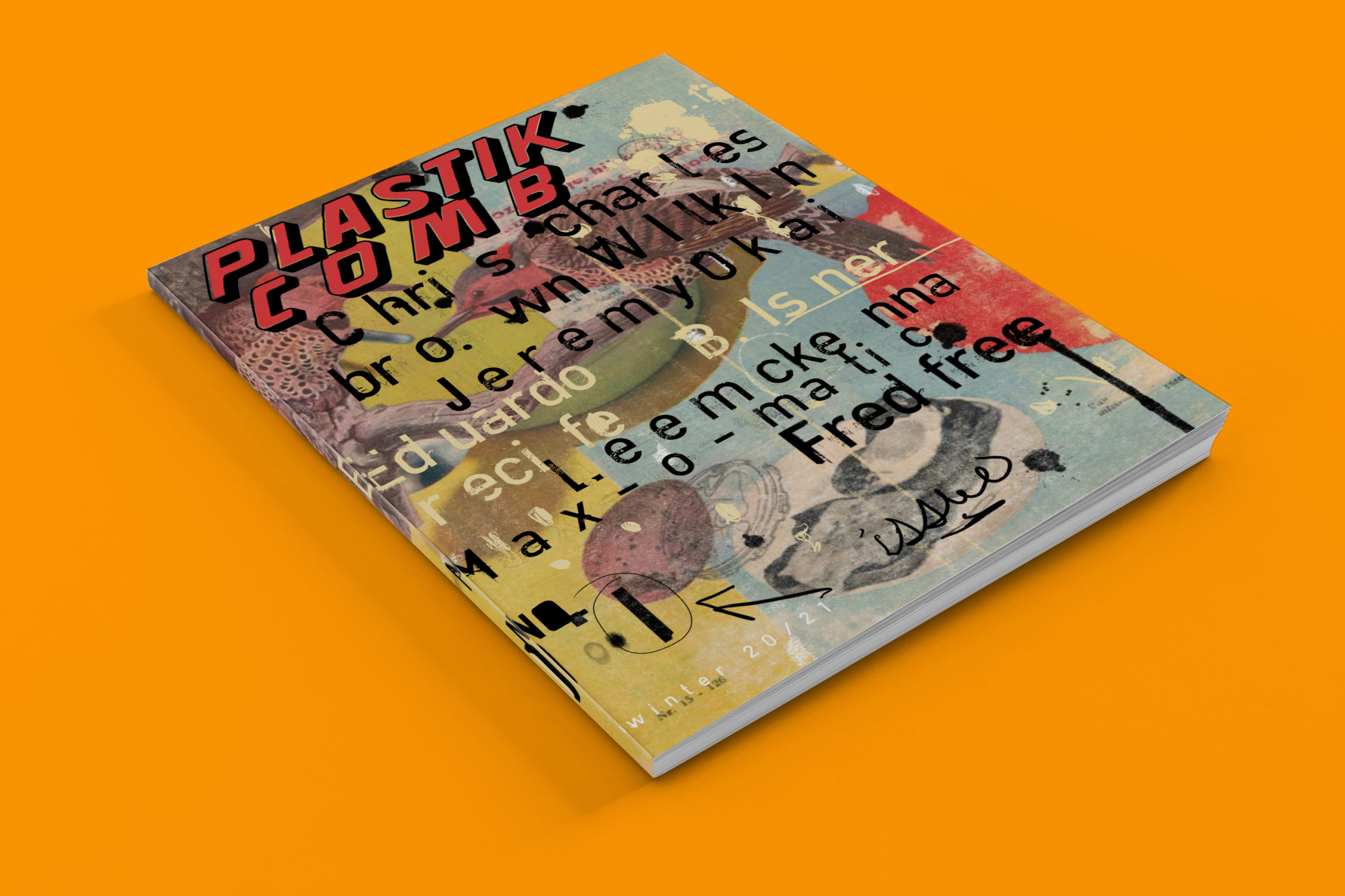 PLASTIKCOMB MAGAZINE 1.0