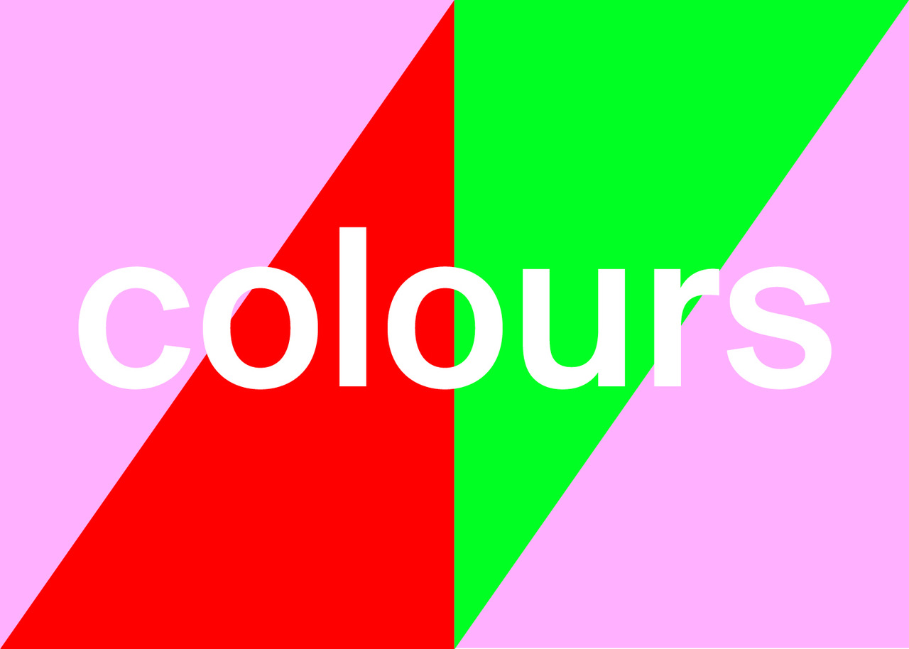 Colours—Call for Submissions