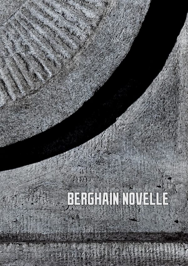 Berghain Novelle