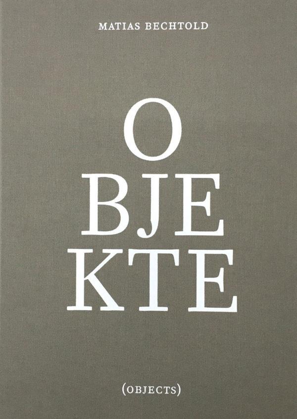 Objekte (Objects)