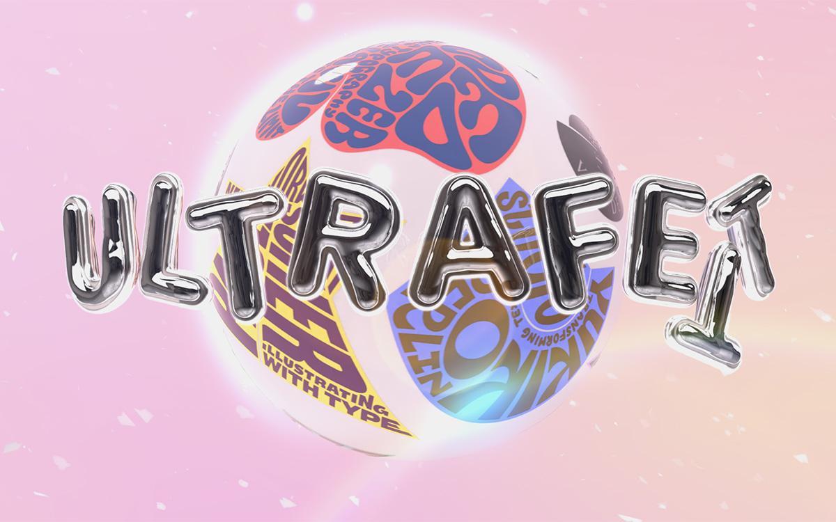 ULTRAFETT Typography Festival 2021