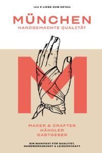 Makers Bible München – Handgemachte Qualität
