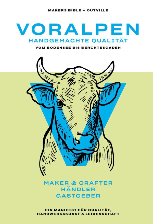 Makers Bible Voralpen – Handgemachte Qualität