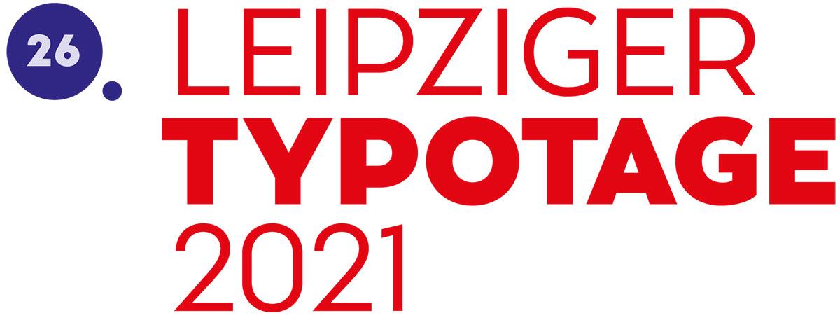 26. Leipziger Typo Tage