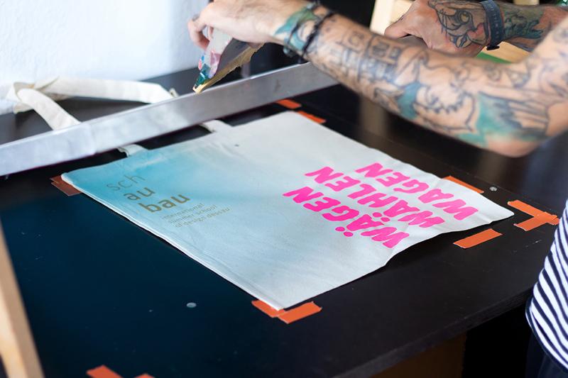 schaubau — International Summer School of Design Dessau
