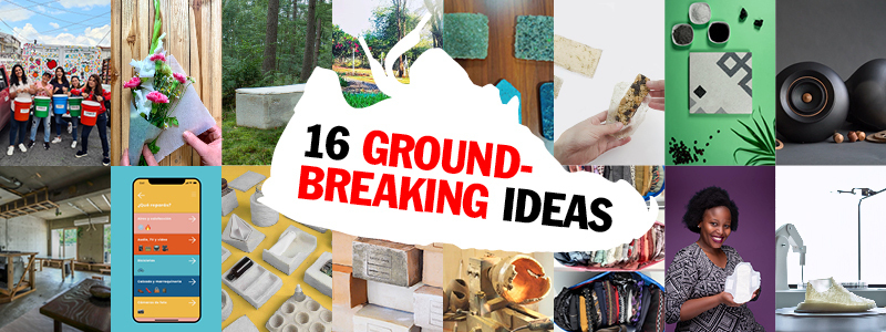 What Design Can Do: No Waste Challenge — 16 Ground-Breaking Ideas for a Circular Future