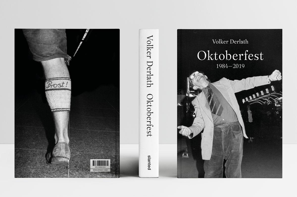 Oktoberfest 1984-2019 — By Volker Derlath
