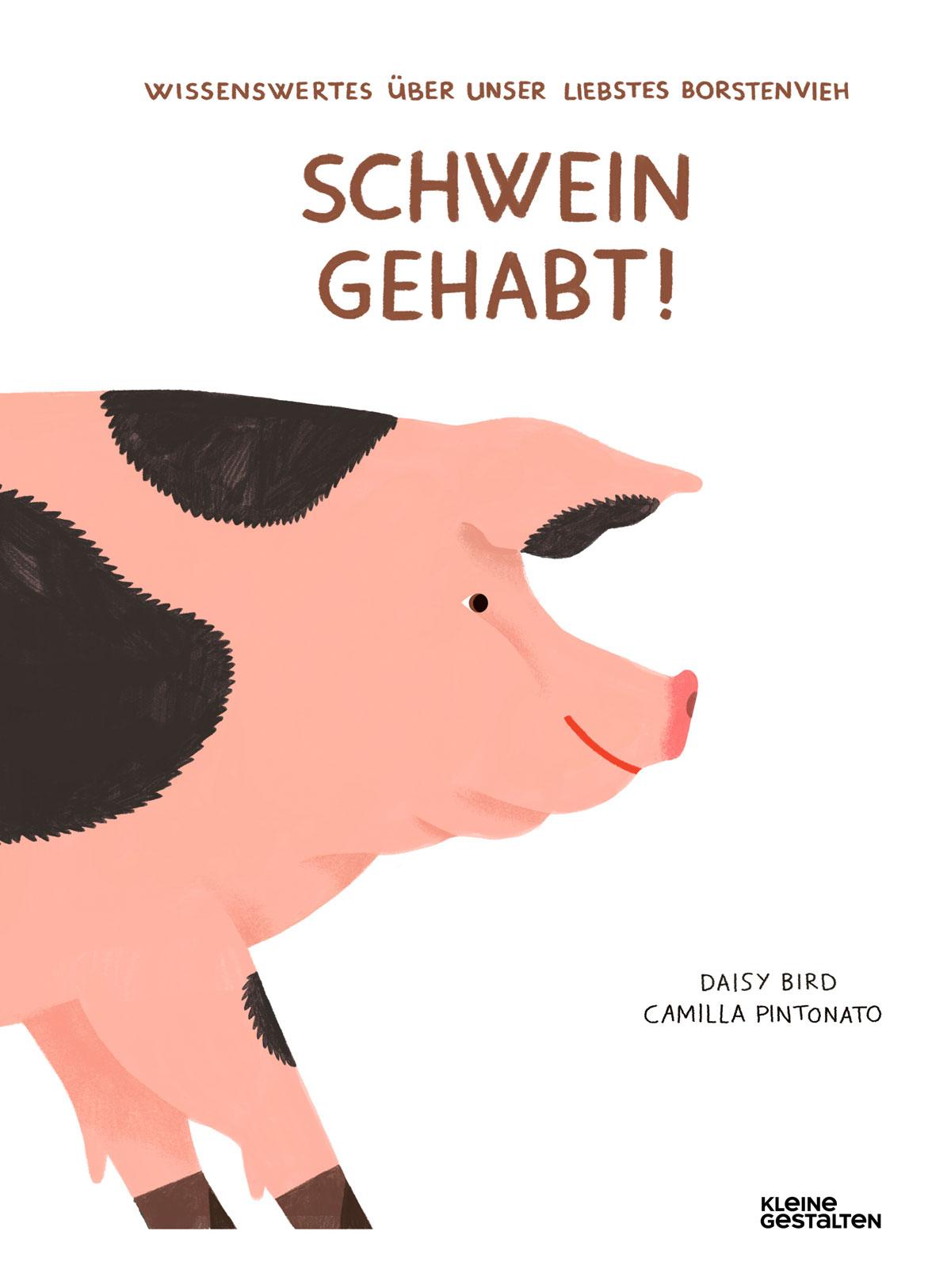 Schweingehabt,KleineGestalten2021_Cover
