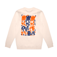 Out of the Blue—Limited Edition Sweater